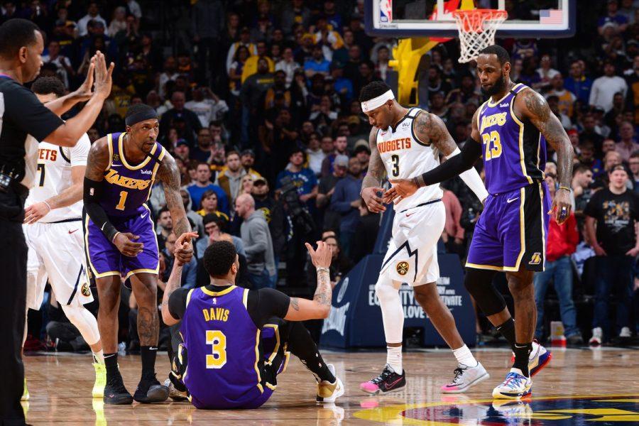 Lakers' Big Win at Denver