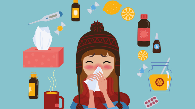 How+to+Take+Precautions+Against+the+Flu+Virus