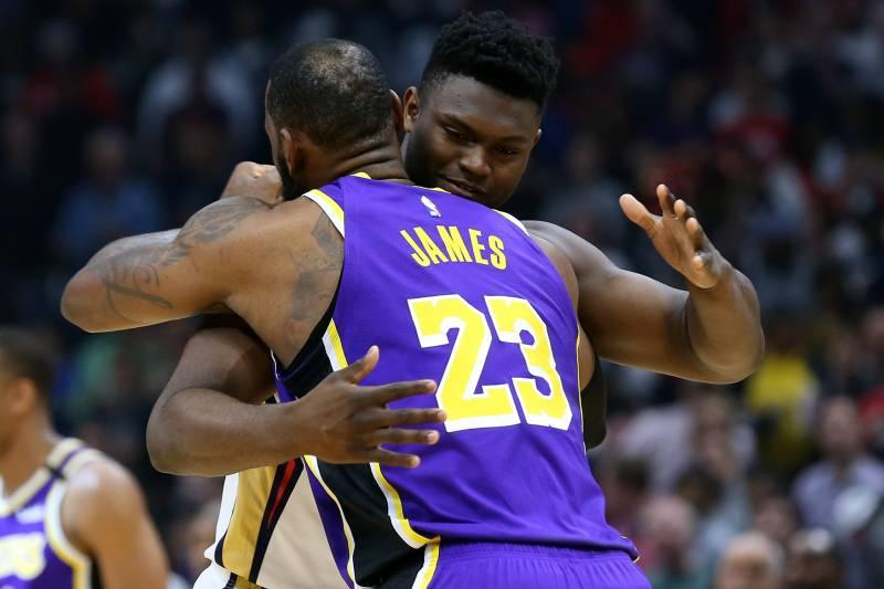 Lakers Big Win vs Pelicans