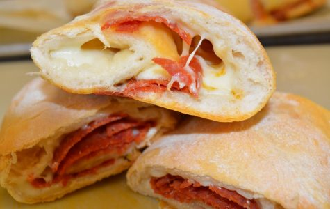 The Pepperoni Roll
