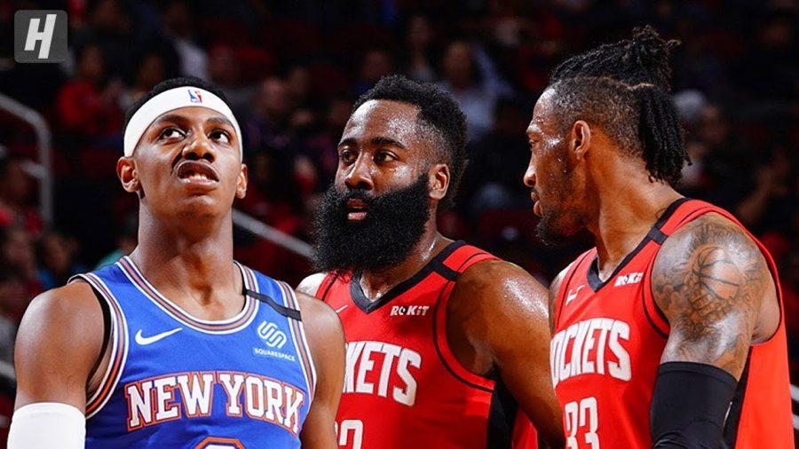 Knicks big win vs Rockets