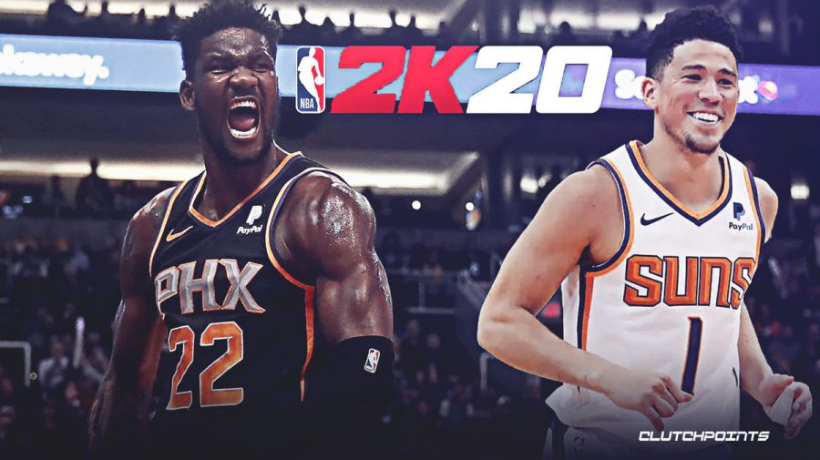 NBA 2K 20 Players Only Finals