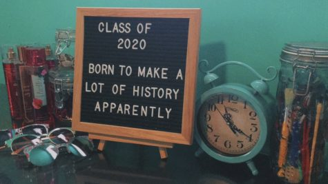 Class of 2020: Born to Make a Lot of History, Apparently