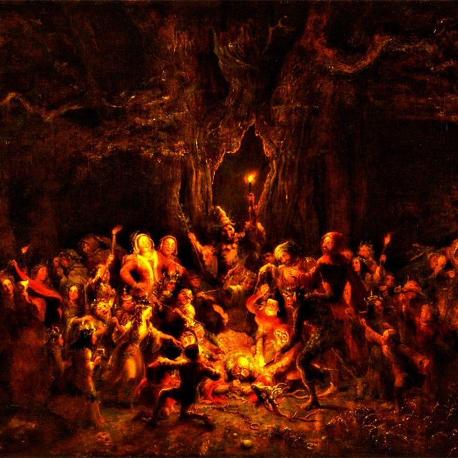 The Origin Of Halloween