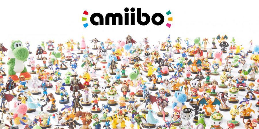 Nintendo%27s+Amiibo%27s