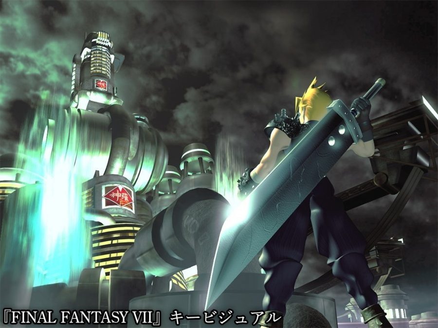 I played Final Fantasy 7